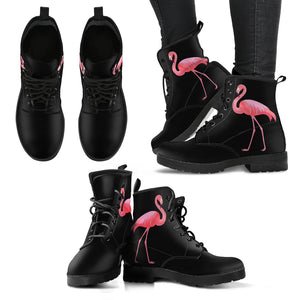 Flamingo - Women's Leather Boots