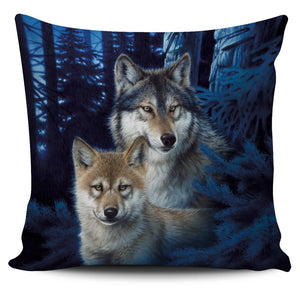 Pillow Covers Joh Naito Wolf Collection