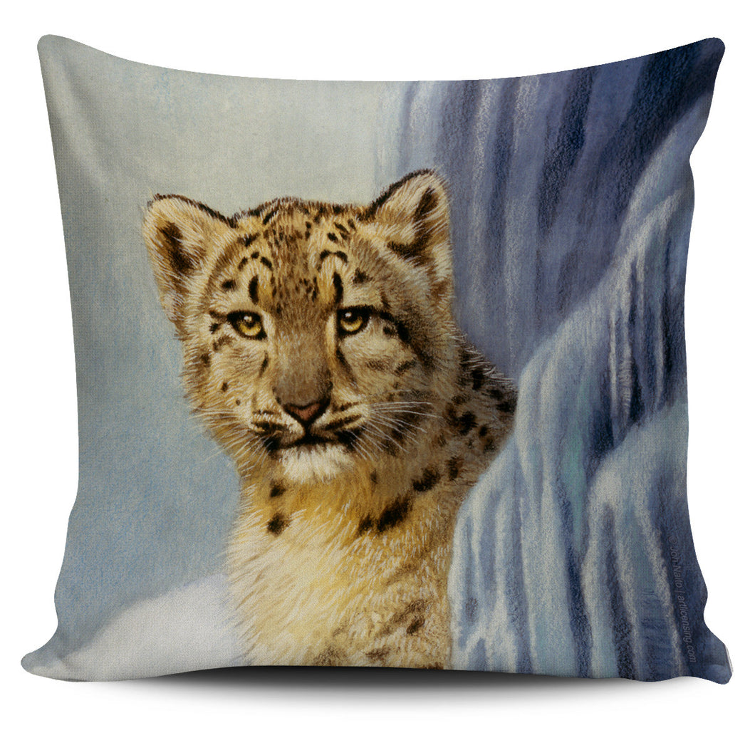 Pillow Cover Icy Hideout