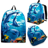 Dolphin backpack - algarve online shop