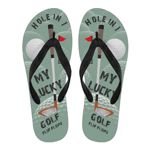 Flip Flops Men Hole in 1 - Algarve Online Shop