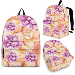 Pink Peonies Women's Backpack Algarve online shop