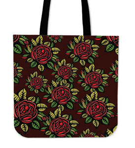 Tote Bag Fashions Selections - Rose Garden