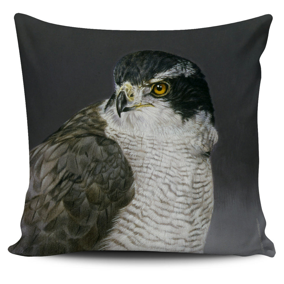 Pillow Covers - Birds of Prey Collection Poised