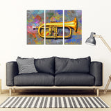 Canvas Music Trumpet Algarve online shop