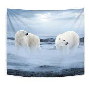 Tapestry polar bear  Wall Art  algarve online shop