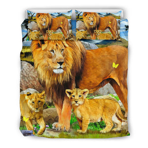 Africa Wildlife Bedding Set