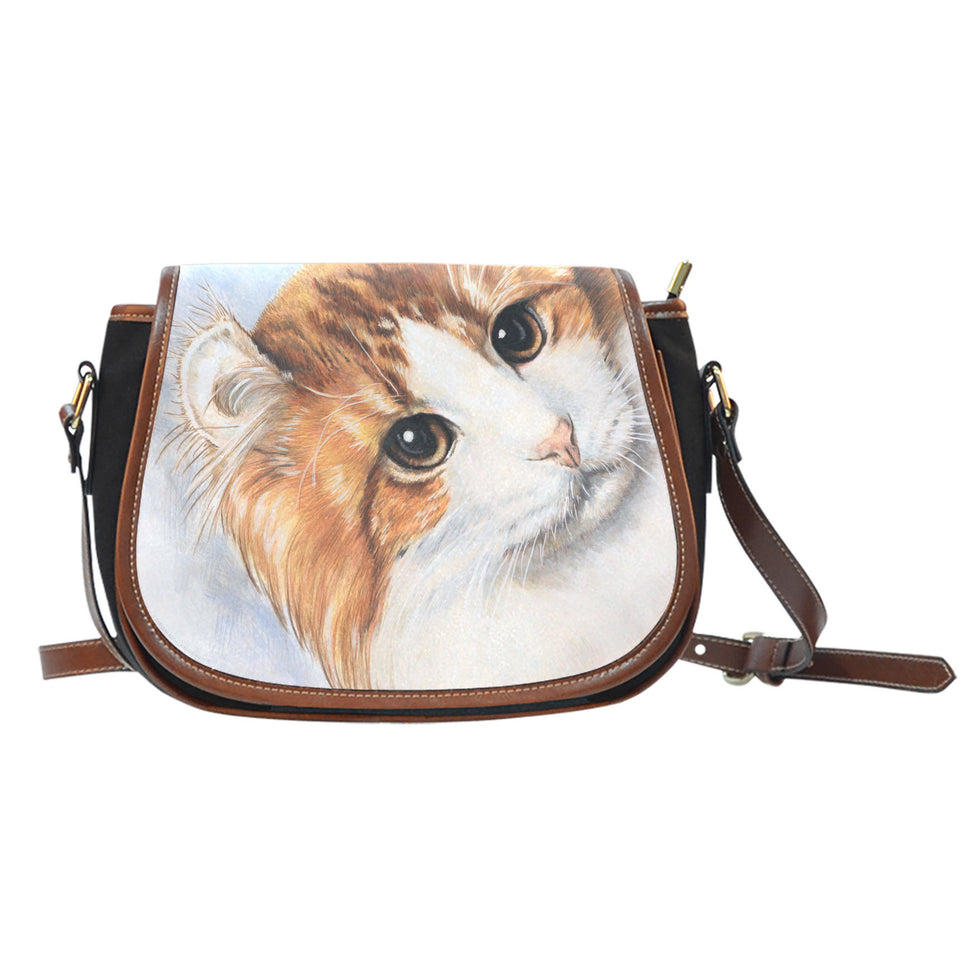 Saddle bag - American Curl