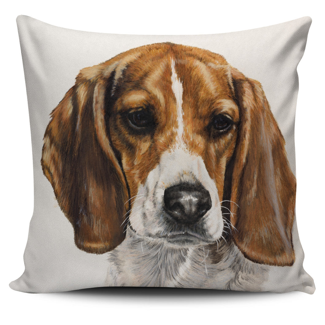 Pillow Cover Dog - Beagle