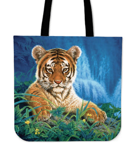 Tote Bag Big Cats