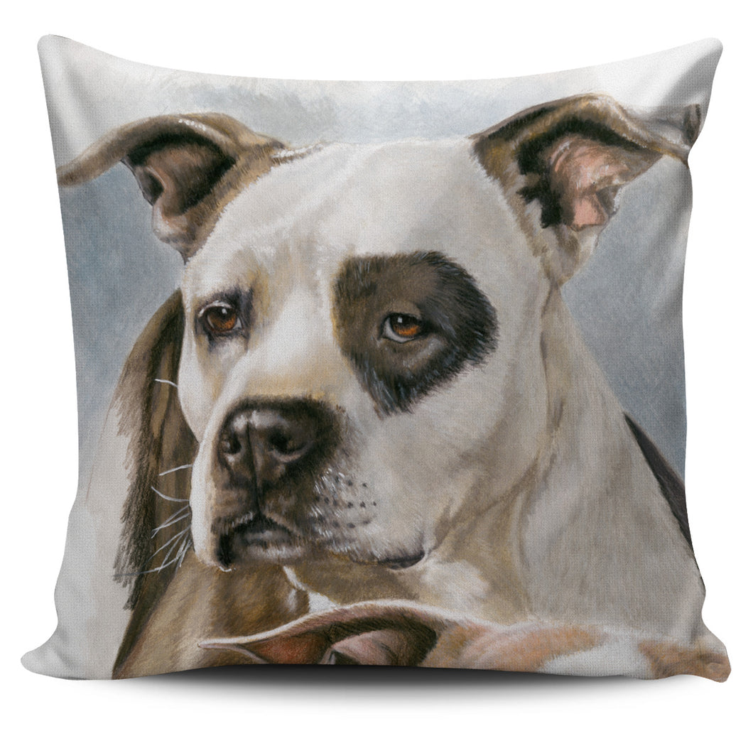 Pillow Cover - Sparkle & Buster