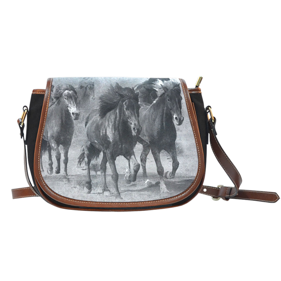 Saddle Bag Horses
