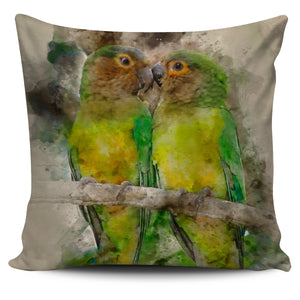 parakeet-budgerigar pillow cases algarve online shop
