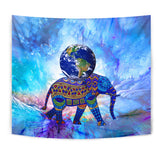 Large Wall Tapestry Elephant Algarve Online Shop