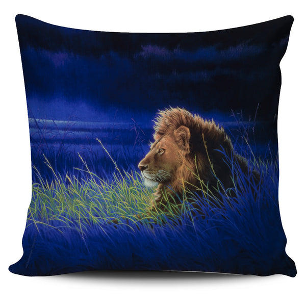 Pillow Cover - Lion - Crescent