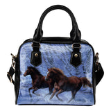shoulder handbag Sign Spring horses