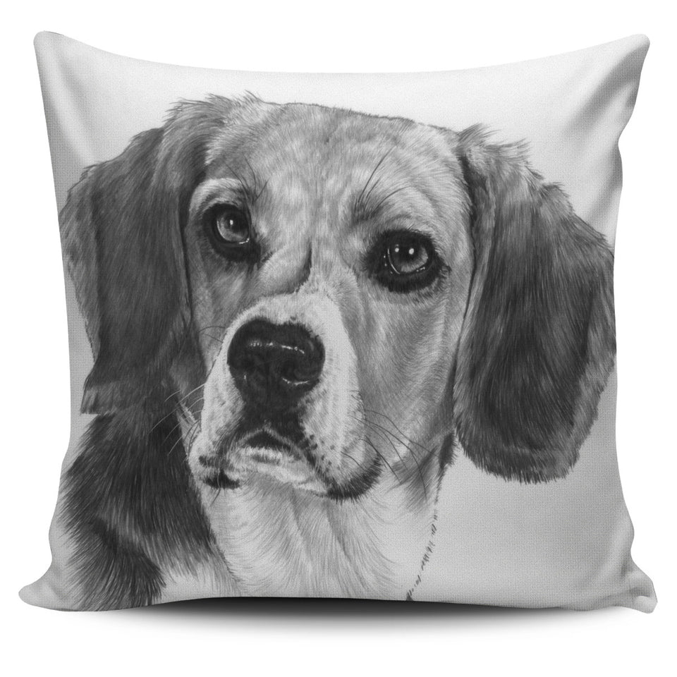 Pillow Cover Beagle - Shadow