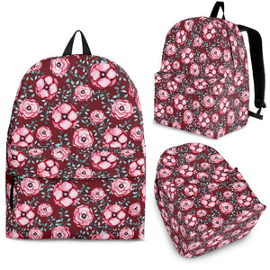 Floral Women's backpack