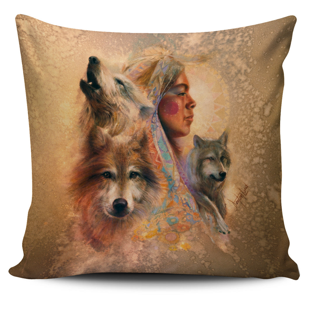 Pillow Covers - Indian Wolves algarve online shop