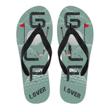 Flip Flops Men Golf Lovers - Algarve Online Shop
