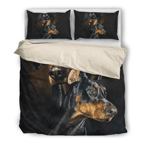 Bedding - Doberman Pinscher