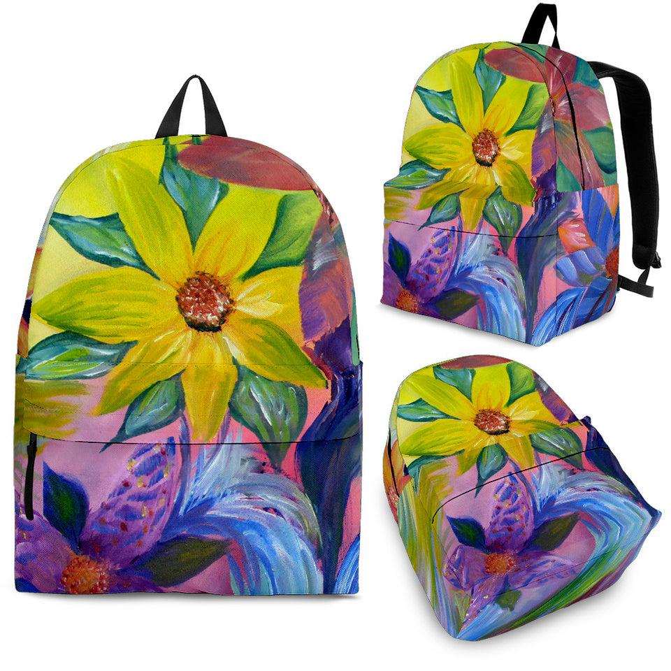 backpack flowers algarve online shop