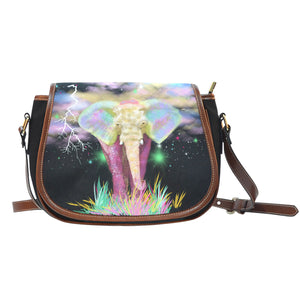 Saddle bag elephants