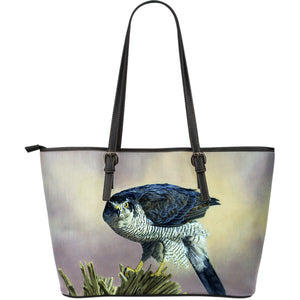 Large Leather Tote Bags - Eagle Collection