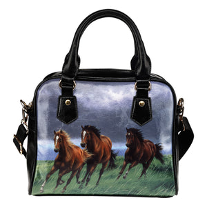 Shoulder handbag wild horses algarve online shop