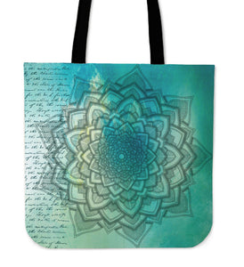 Tote Bag Mandala full