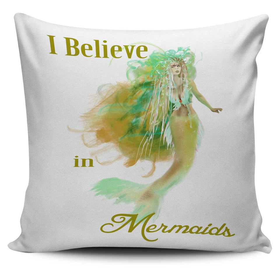 pillow cover/case mermaid white algarve online shop