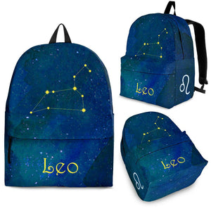 Zodiac Constellation backpack Leo algarve online shop