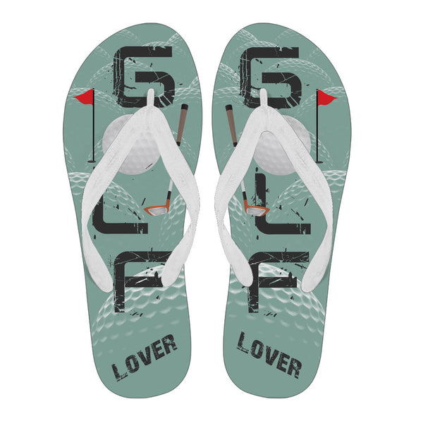 Flip Flops Women Golf Lovers - Algarve Online Shop