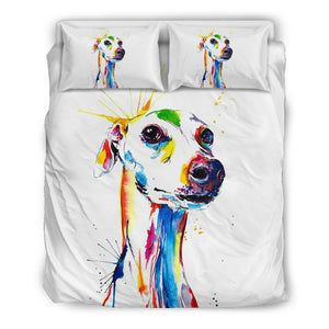 GREYHOUND BEDDING SET