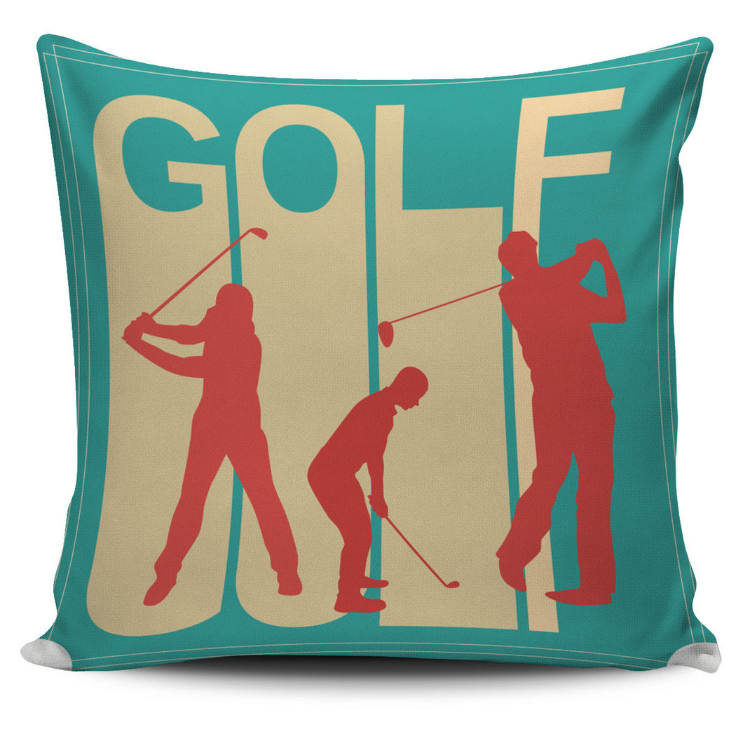 Pillow Covers - Golf Retro - Algarve Online Shop
