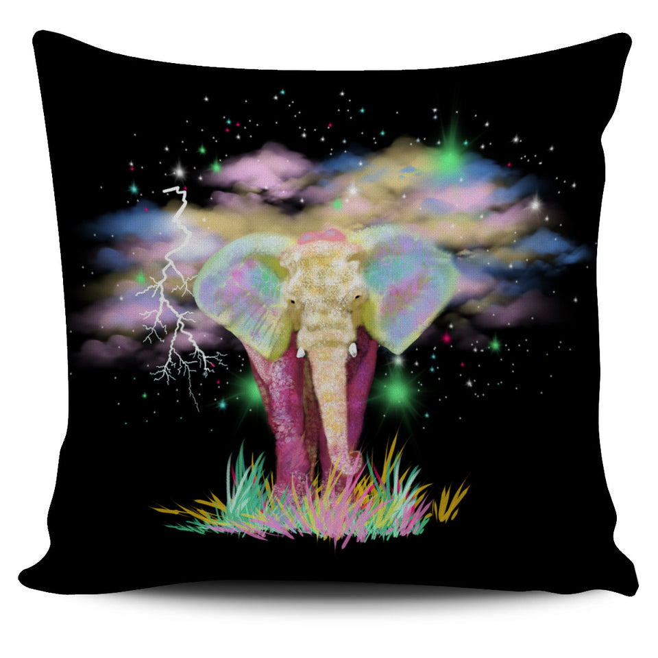 Pillow Cover Elephants Stephanie Analah