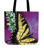 Butterfly Tote Bags