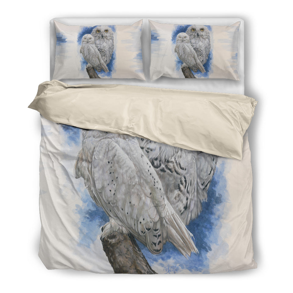 Bedding Owl- Bird of Prey