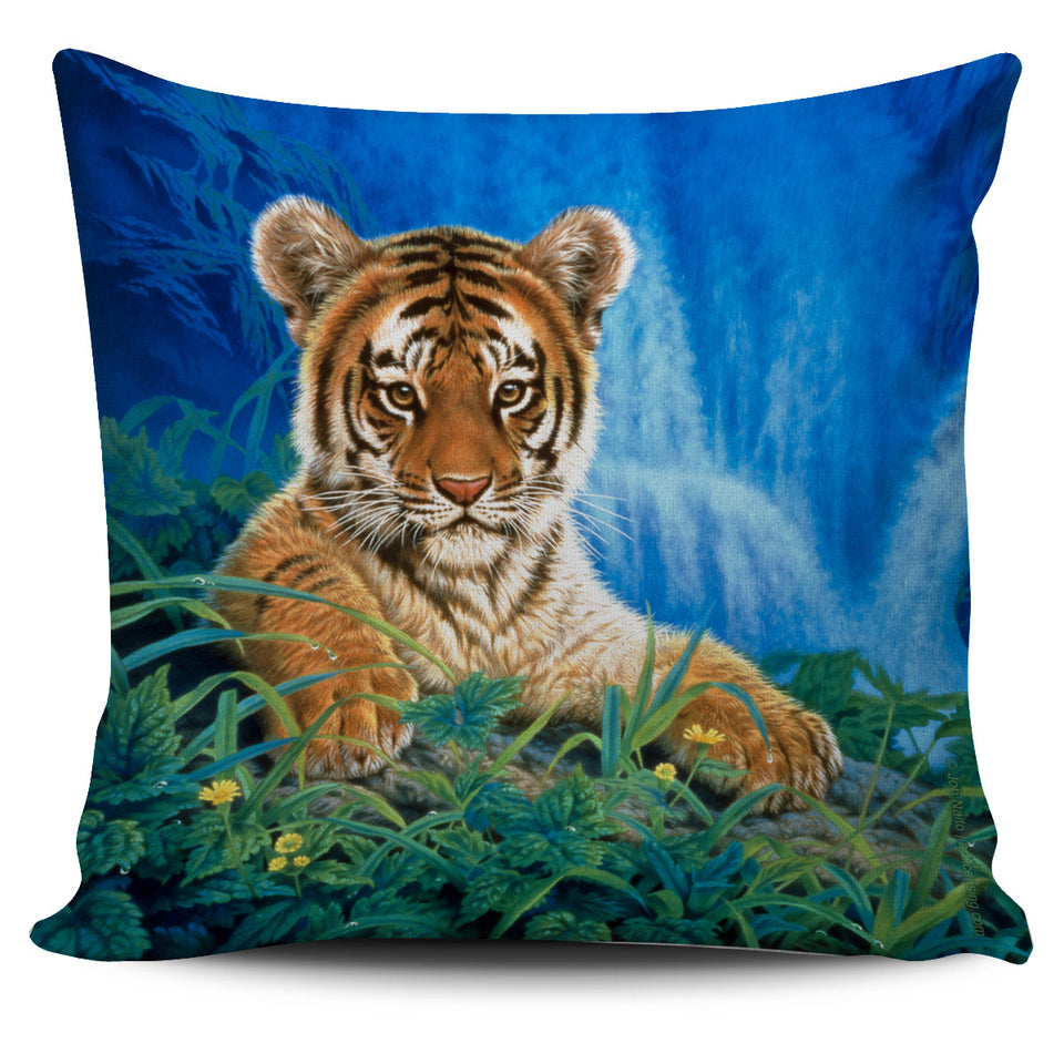 Tiger Pillow cover Algarve Online shop
