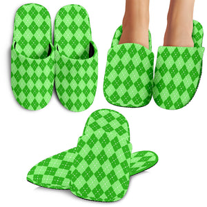 St Patricks Day Slippers