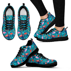 Flamingo Women's Sneakers