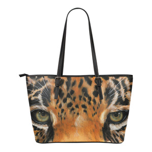 Leather Tote Bag - Eye Catching Jaguar Algarve Online shop