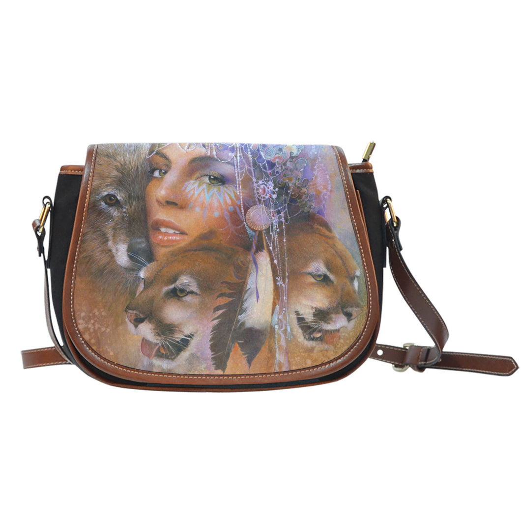 saddle bag american native wildlife algarve online shop