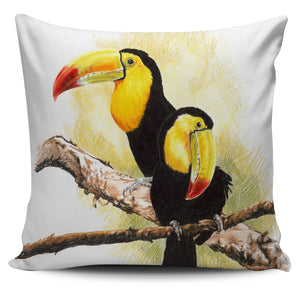 Pillow Cover Toucan