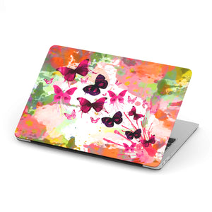 Macbook Cover With Butterflies