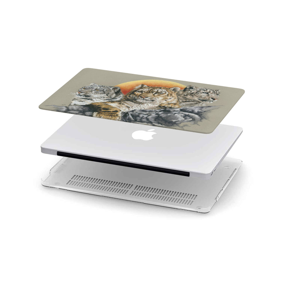 Macbook Case Big Cats