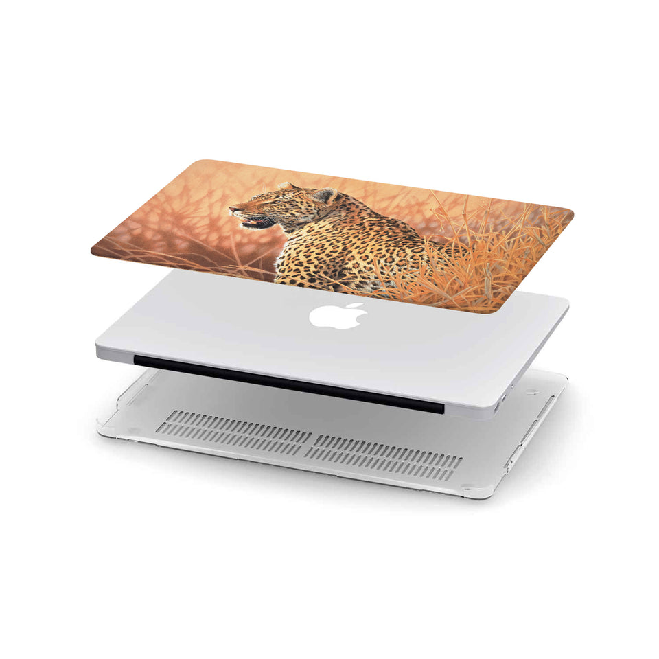 Macbook Case Leopard