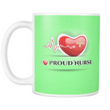 Mug for PROUD NURSES - Algarve Online Shop