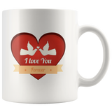 coffee mug Valentine