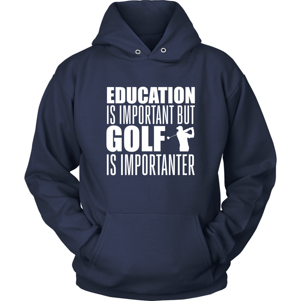 golf hoodie  algarve online shop navy